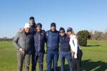 Golfisti in campo